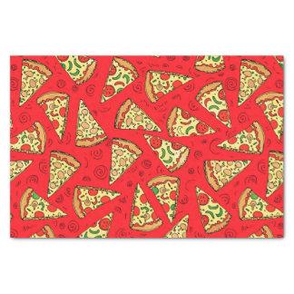 Papel De Seda Rebanadas de la pizza