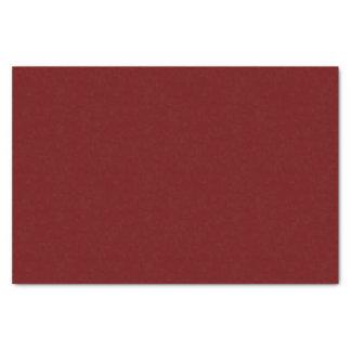 Papel De Seda Rojo oscuro para hacer juego el tintineo hasta el