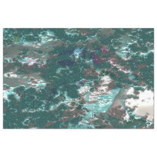 Papel De Seda superficie 6 del planeta de la fantasía