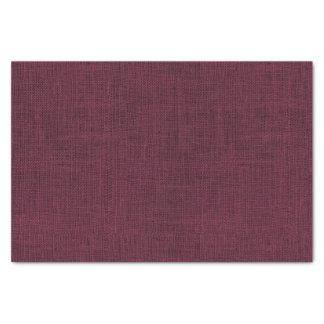 Papel De Seda Textura coloreada vino de la arpillera