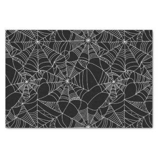 Papel De Seda Web de araña espeluznantes