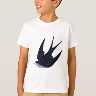 papel del trago cortado (libre) camiseta