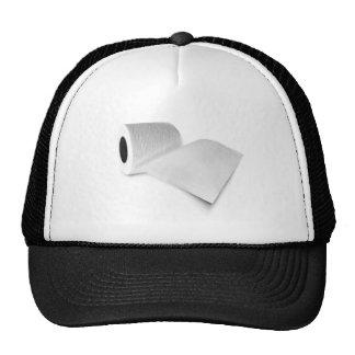 Papel higiénico gorra