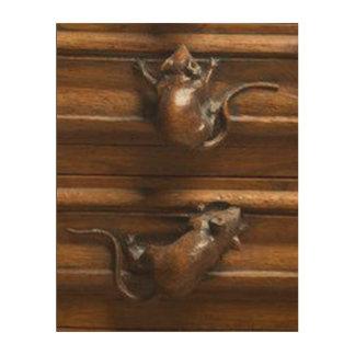 papel pintado de madera 3 del alivio impresión en madera