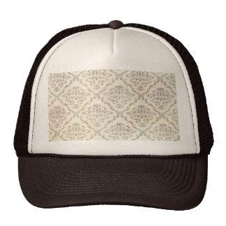 Papel pintado del vintage gorra