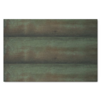 Papel seda de madera verde