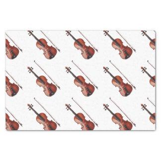 Papel seda del violín 10lb