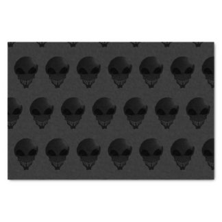 Papel seda gris del extranjero 10lb