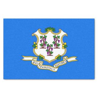 Papel seda patriótico con la bandera de