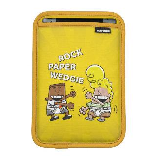 Papel Wedgie de la roca de capitán Underpants el | Funda Para iPad Mini
