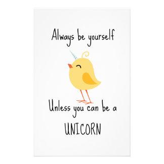 Papelería Alida el unicornio