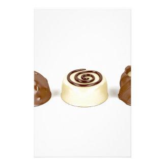 Papelería Almendras garapiñadas del chocolate