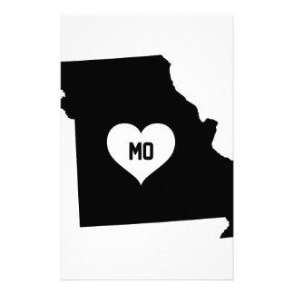 Papelería Amor de Missouri