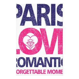 Papelería amor de París