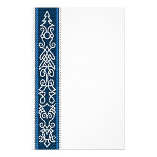 Papelería Azul del modelo de Viking