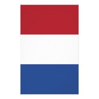 Papelería ¡Bajo costo! Bandera holandesa