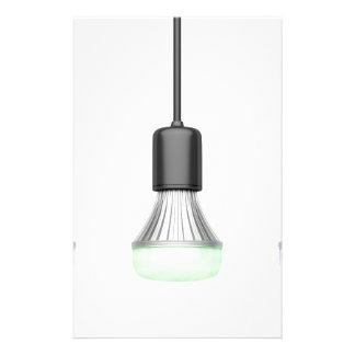 Papelería Bulbos del LED con diversos colores