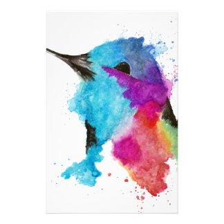 Papelería colibrí