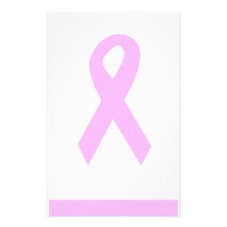 Papelería Conciencia del cáncer de pecho