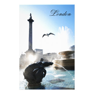 Papelería Cuadrado de Trafalgar en Londres, Reino Unido