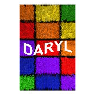 PAPELERÍA DARYL