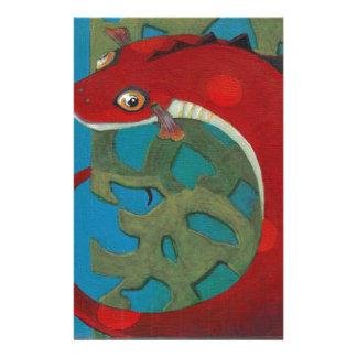Papelería Desee el dragón
