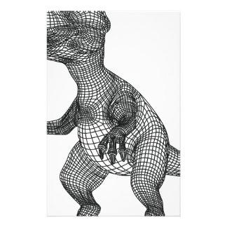 Papelería dinosaurio
