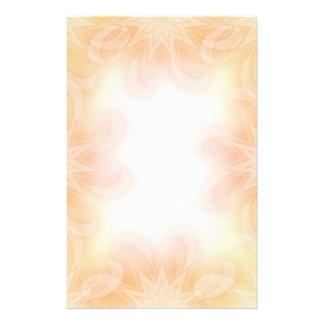 Papelería Diseño floral en colores pastel hermoso