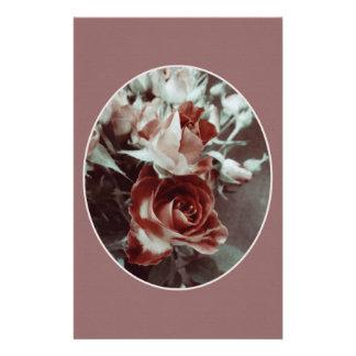 Papelería Efectos de escritorio formales de los rosas