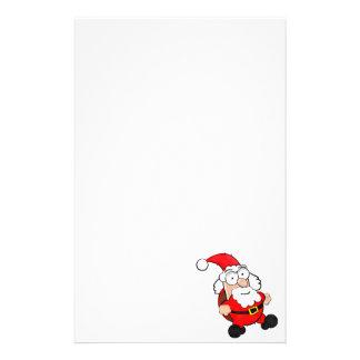 Papelería Efectos de escritorio lindos de Santa