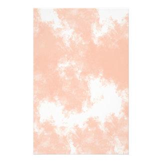 Papelería Efectos de escritorio rosados coralinos en colores