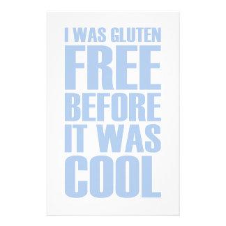 Papelería El gluten libera