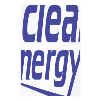 Papelería Energía limpia