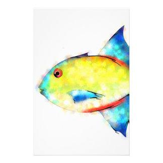 Papelería Esperimentoza - pescado magnífico