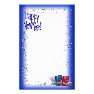 Papelería ¡Feliz Año Nuevo! Opciones