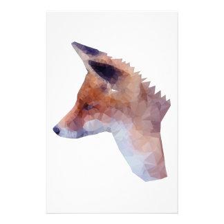 Papelería Fox polivinílico bajo