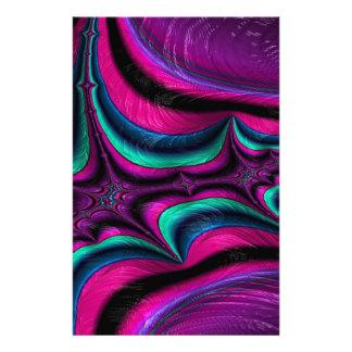 Papelería fractal attired del arsenal