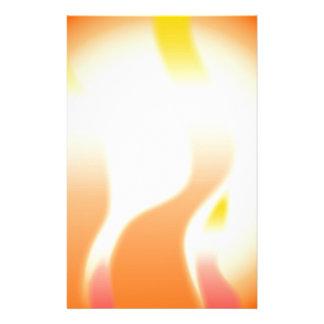 Papelería Fuego abstracto
