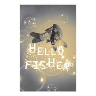 Papelería Hola pescador