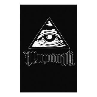 Papelería Illuminati