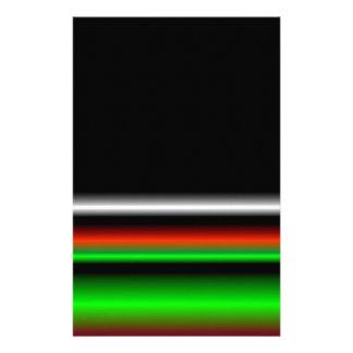 Papelería Imágenes de fondo de neón coloridas