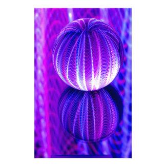 Papelería la bola de cristal refleja