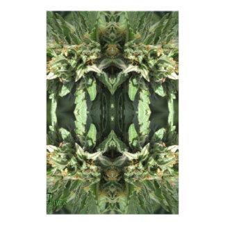 Papelería Llamas 1 del cristal