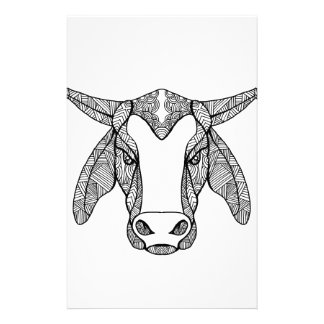 Papelería Mandala principal de Brahma Bull
