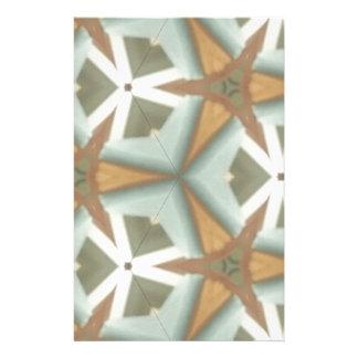 Papelería Mediados de triángulo Patt del centavo de ZAZ