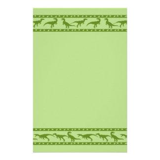 Papelería Modelo verde del rapaz