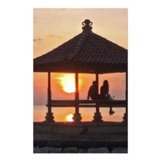 Papelería Moring en la isla de Bali