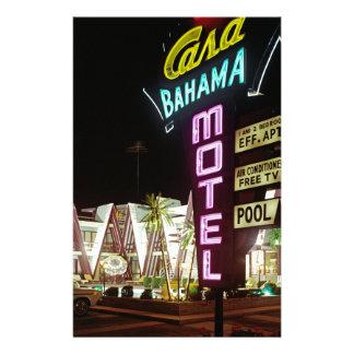 Papelería Motel de Bahama de las casas en Wildwood, New