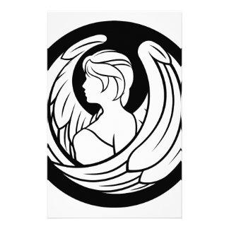 Papelería Muestra del horóscopo del zodiaco del virgo