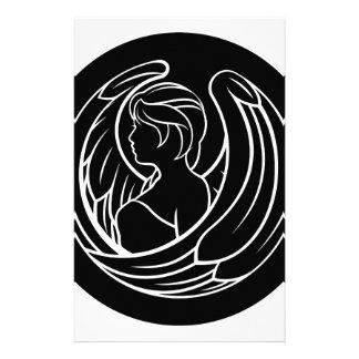 Papelería Muestra del zodiaco del virgo